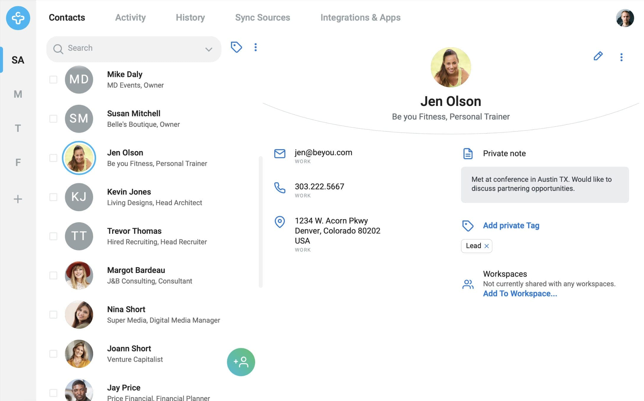 Contact Manager App for Web, Mac, & Gmail | Contacts+